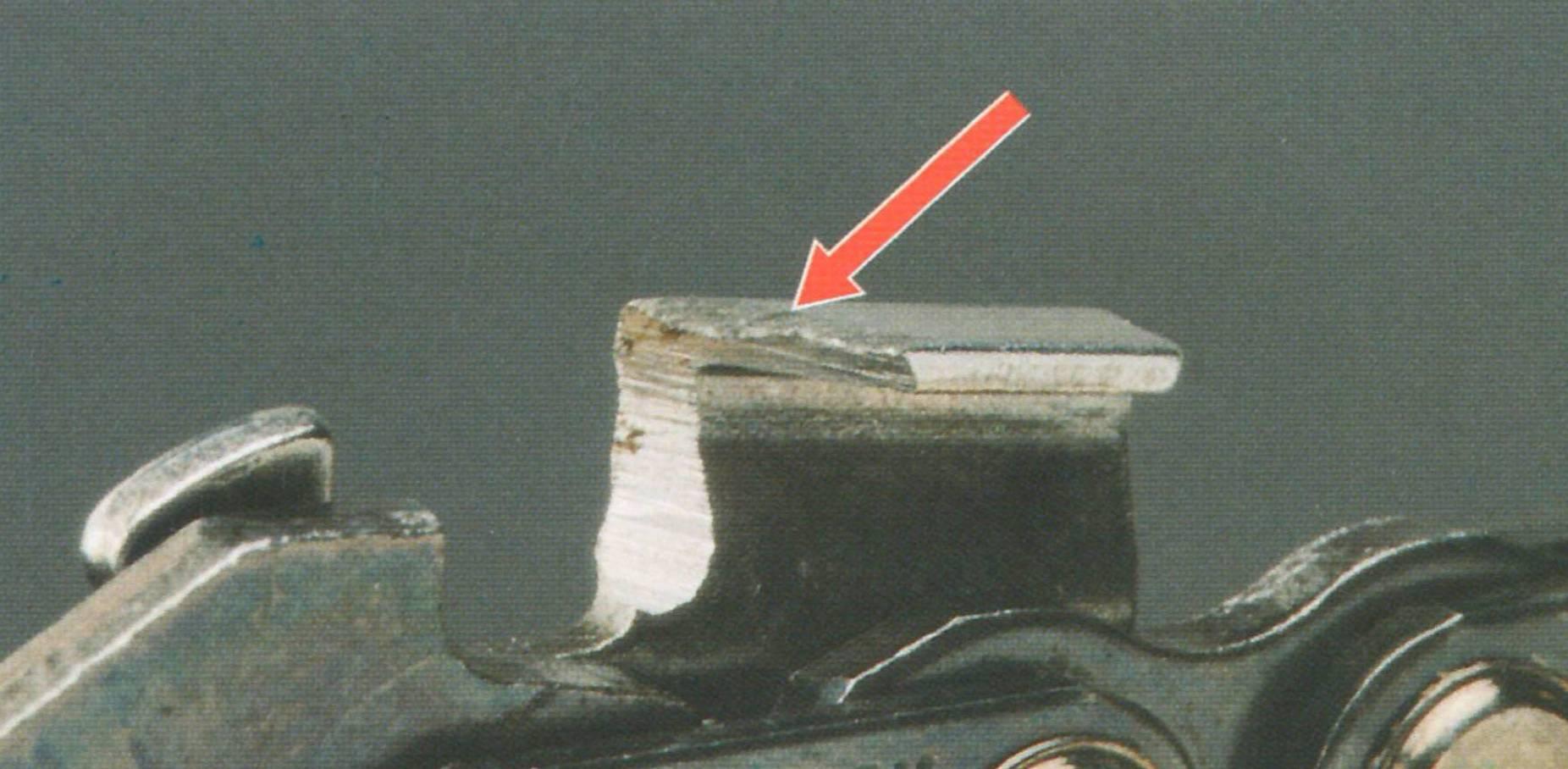как заточить цепь бензопилы штиль